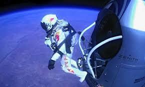 Felix Baumgartner Red Bull jump