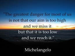 Michelangelo quote