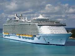 Oasis of the seas largest cruise ship in the world